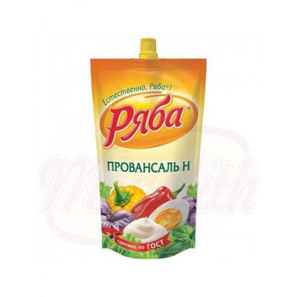 Salsa de mayonesa Provenzal H Ryaba - Rusia