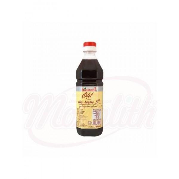 Vinagre de vino tinto 9  500 ml - Rumanía