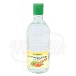 Уксусная эссенция 25% концентрации 400 ml