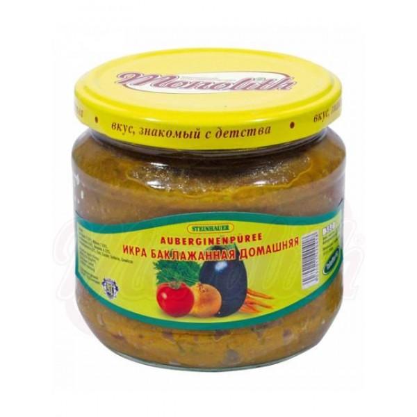 Pasta casera de berenjenas 370 g - Bulgaria