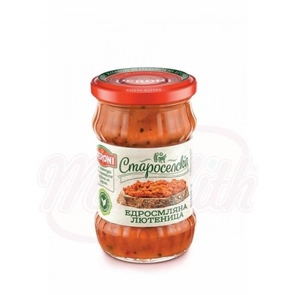 Овощное пюре Edro Staroselska   260 g - Болгария