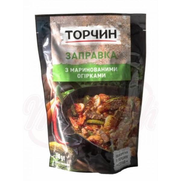 Aderezo para sopa Rassolnik    210 ml - Ucrania
