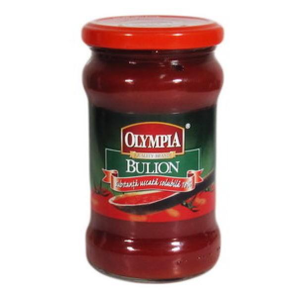 Concentrado de tomate 18  310 g Olympia - Rumanía