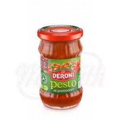 Pesto de tomate   Deroni 250 g
