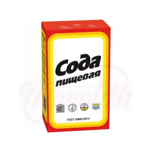 Bicarbonato de sodio 500g - Rusia