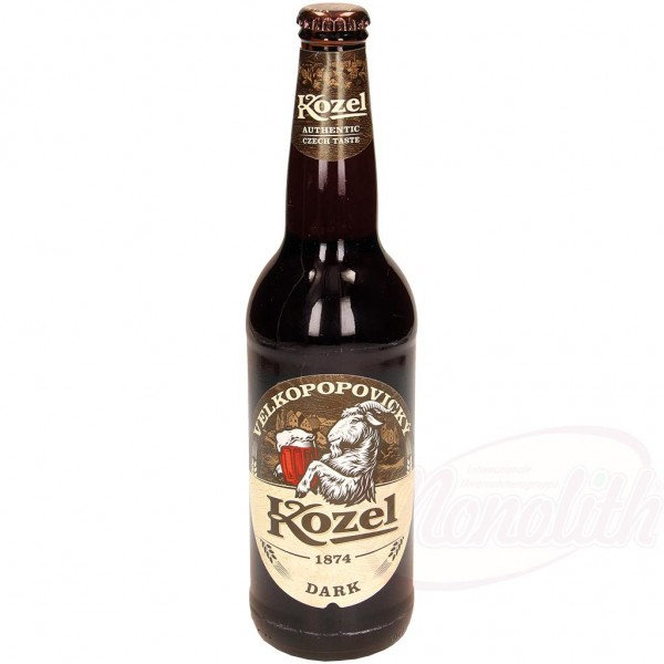 Cerveza Kozel oscura 3,8 vol. 0,5L - Chequia