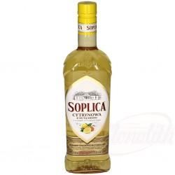Vodka de limon y miel Soplica