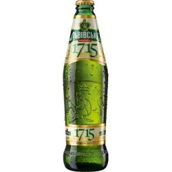 Cerveza Lvivske 1715   4,2%   0,45 L