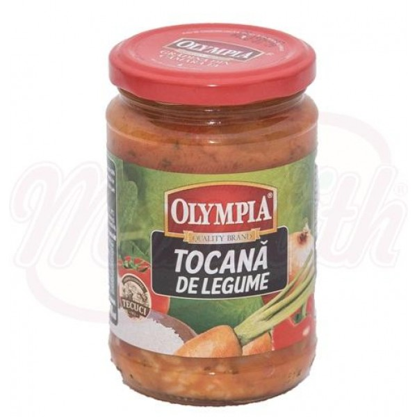Овощное рагу Olympia  314 ml - Румыния