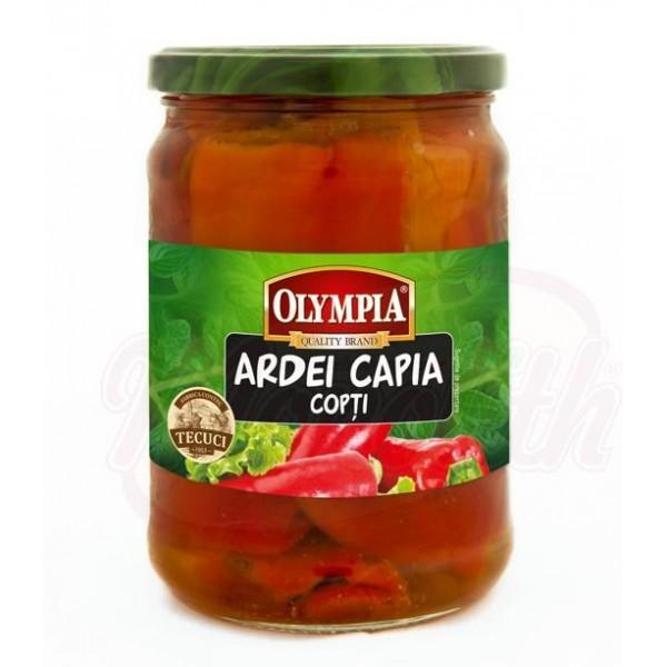 Сладкий перец гриль 720 ml - Румыния