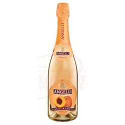 Champan Angelli Melocoton 7% 0,75l