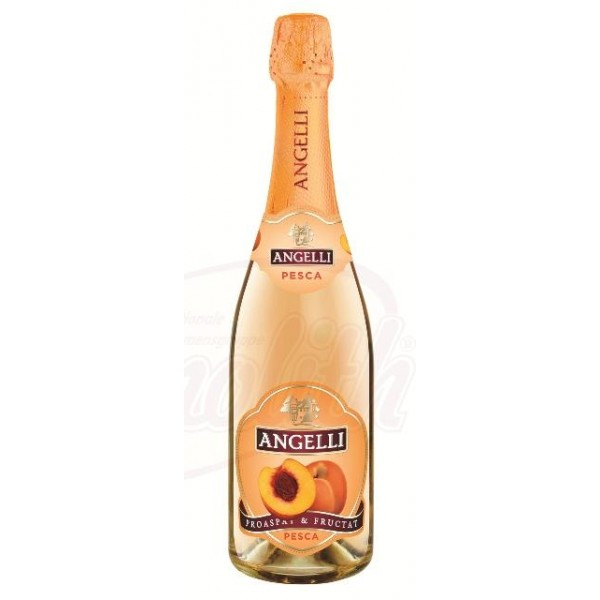 Cocktail Angelli Pesca 7% 0,75l
