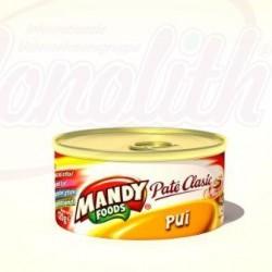 "Паштет куриный ""Mandy"""