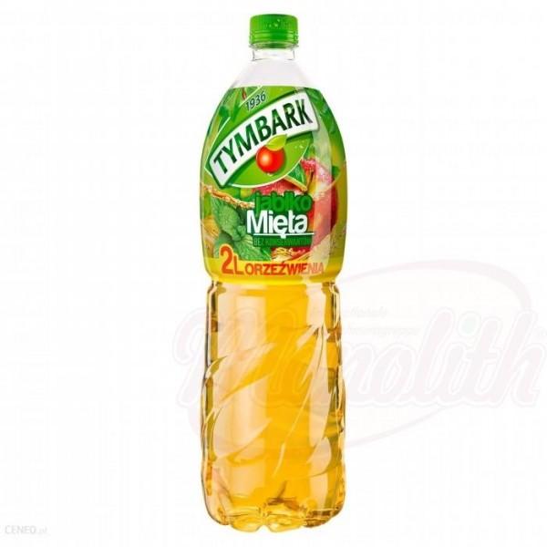 """Напиток - яблоко и мята """"Tymbark"""" 2L - Польша"""