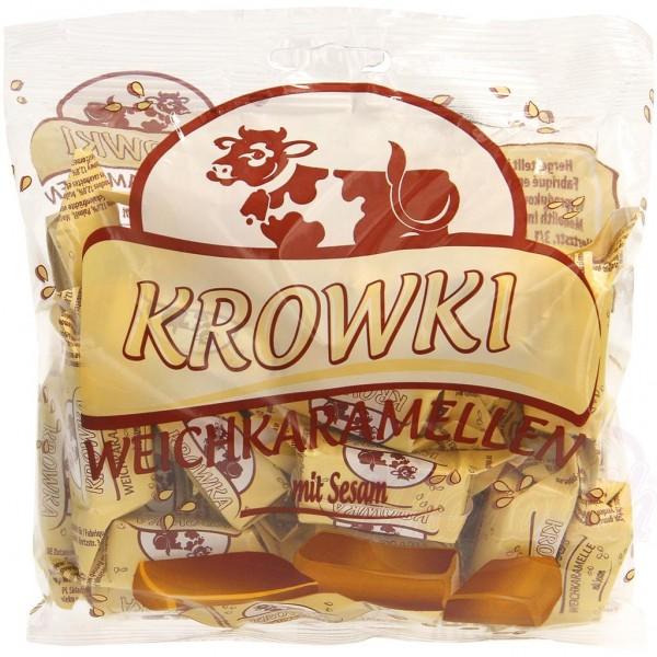 """Caramelos blandos polacos con sésamo """"Krowki"""" 300g - Polonia"""