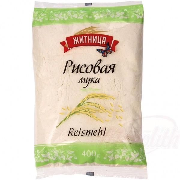 "Harina de arroz ""Zhitniza"" 400g"