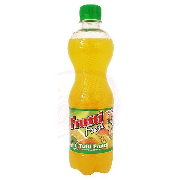 "Bebida ""Frutti fresh"" tutti frutti 0.5L - Rumanía"