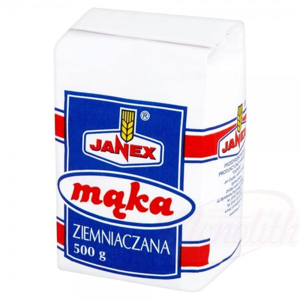 "Almidón de patata ""Janex"" 500g - Polonia"
