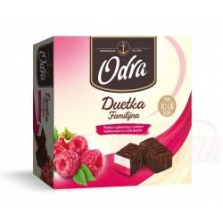 """Конфеты с малиновым соком и суфле """"Odra"""" 420g"""
